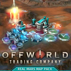 Acheter Offworld Trading Company Real Mars Map Pack Clé Cd Comparateur Prix
