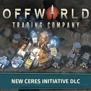 Acheter Offworld Trading Company The Ceres Initiative Clé Cd Comparateur Prix