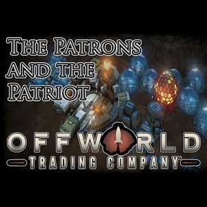 Acheter Offworld Trading Company The Patron and the Patriot Clé Cd Comparateur Prix