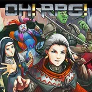 Acheter OH RPG Clé Cd Comparateur Prix