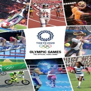 Acheter Olympic Games Tokyo 2020 Xbox Series Comparateur Prix