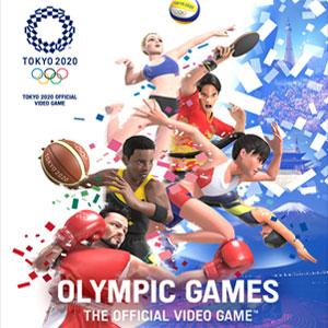 Acheter Jeux Olympiques de Tokyo 2020 PS4 Comparateur Prix