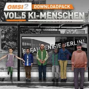 OMSI 2 Add-on Downloadpack Vol. 5 KI-Menschen