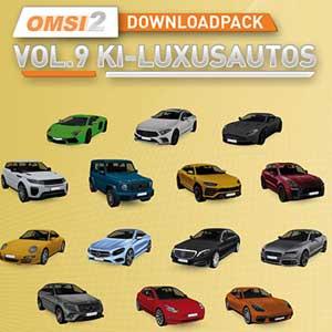 OMSI 2 Add-on Downloadpack Vol. 9 KI-Luxusautos