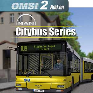 Acheter OMSI 2 Add-On MAN Citybus Series Clé Cd Comparateur Prix