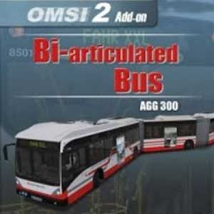 OMSI 2 Bi-articulated bus AGG 300