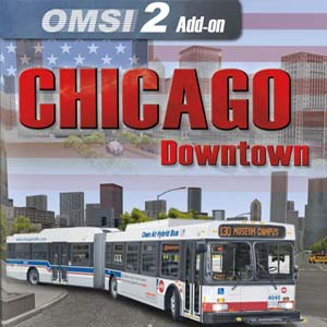 Acheter Omsi 2 Chicago Downtown Add-On Clé Cd Comparateur Prix