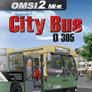 Acheter OMSI 2 Citybus O305G Clé Cd Comparateur Prix