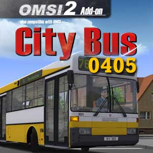 OMSI 2 Citybus O405