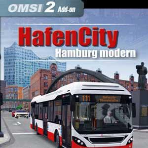 Acheter OMSI 2 HafenCity Hamburg modern Add-On Clé Cd Comparateur Prix