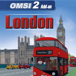 Acheter OMSI 2 London Add-On Clé Cd Comparateur Prix