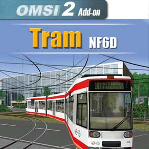 OMSI 2 Tram NF6D Essen Gelsenkirchen Add-On