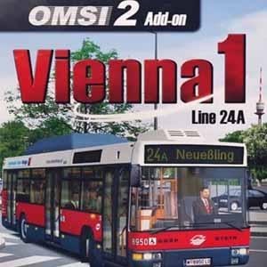 Acheter OMSI 2 Vienna 1 Line 24A Clé Cd Comparateur Prix