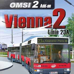 Acheter OMSI 2 Vienna 2 Line 23A Clé Cd Comparateur Prix