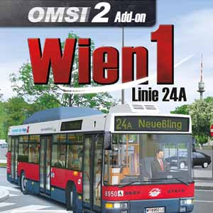 Acheter Omsi 2 Wien 1 Linie 24A Add-On Clé Cd Comparateur Prix