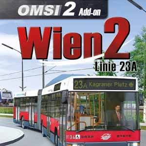 Acheter OMSI 2 Wien 2 Linie 23A Add-On Clé Cd Comparateur Prix