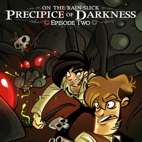On the Rain-Slick Precipice of Darkness Episode Two