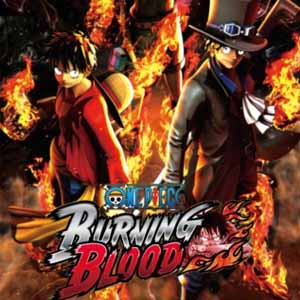 Telecharger One Piece Burning Blood PS4 code Comparateur Prix