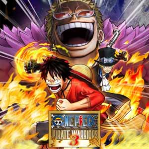 Telecharger One Piece Pirate Warriors 3 PS3 code Comparateur Prix