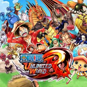 Acheter One Piece Unlimited World Red Nintendo 3DS Download Code Comparateur Prix