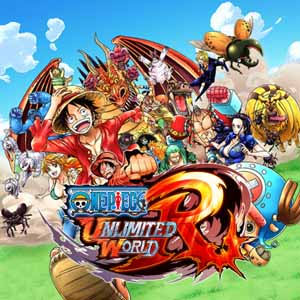 One Piece Unlimited World Red Straw Hat