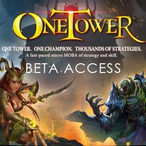 Acheter One Tower Beta Access Clé Cd Comparateur Prix