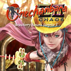 Acheter Onechanbara Z2 Chaos Strawberry Banana Surprise X Clé Cd Comparateur Prix