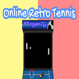 Online Retro Tennis