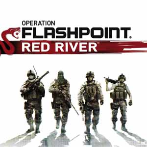 Acheter Operation Flashpoint Red River Xbox 360 Code Comparateur Prix