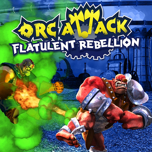 Orc Attack Flatulent Rebellion