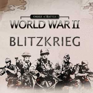 Acheter Order of Battle World War 2 Blitzkrieg Clé Cd Comparateur Prix