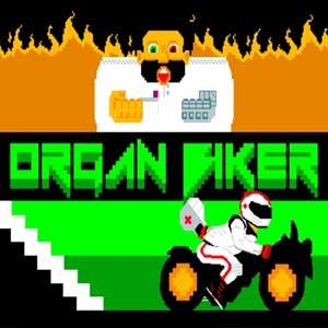 Acheter Organ Biker Clé Cd Comparateur Prix