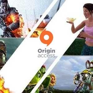 Acheter Origin Access PC Abonnement 1 mois Code Comparateur Prix