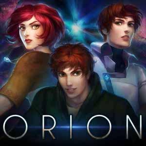 Orion A Sci-Fi Visual Novel
