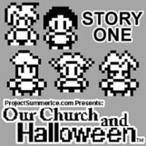 Our Church and Halloween RPG Story One