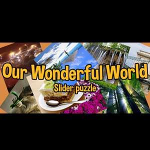 Acheter Our Wonderful World Clé Cd Comparateur Prix