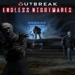 Acheter Outbreak Endless Nightmares Xbox Series Comparateur Prix