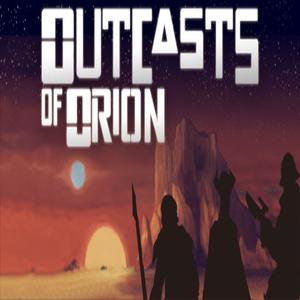 Acheter Outcasts of Orion Clé CD Comparateur Prix