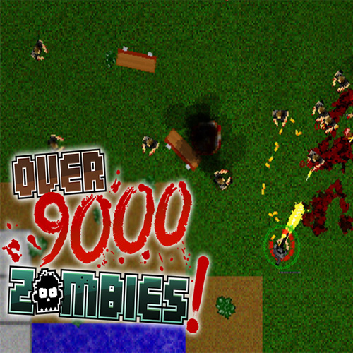 Acheter Over 9000 Zombies Clé Cd Comparateur Prix