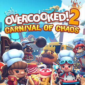 Acheter Overcooked 2 Carnival of Chaos Nintendo Switch comparateur prix