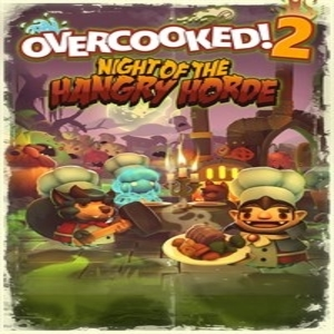 Acheter Overcooked 2 Night of the Hangry Horde Xbox One Comparateur Prix