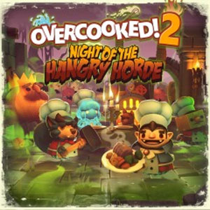 Acheter Overcooked 2 Night of the Hangry Horde Nintendo Switch comparateur prix