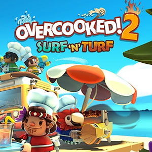 Acheter Overcooked 2 Surf n Turf PS4 Comparateur Prix