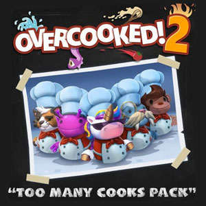 Acheter Overcooked 2 Too Many Cooks Pack Nintendo Switch comparateur prix