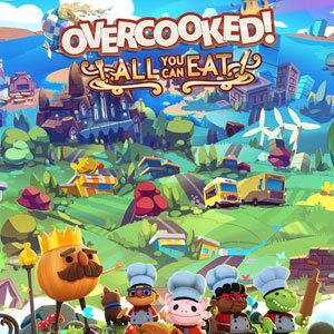 Acheter Overcooked All You Can Eat Xbox Series X Comparateur Prix