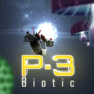 Acheter P-3 Biotic Clé Cd Comparateur Prix