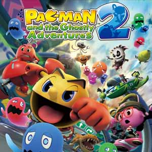 Acheter Pac-Man and the Ghostly Adventures 2 Nintendo Wii U Download Code Comparateur Prix