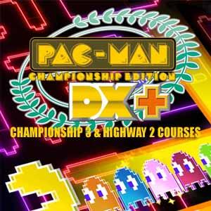 Acheter Pac-Man Championship Edition DX Plus Championship 3 and Highway 2 Courses Clé Cd Comparateur Prix
