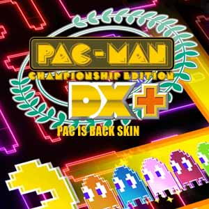 Pac-Man Championship Edition DX Plus Pac is Back Skin