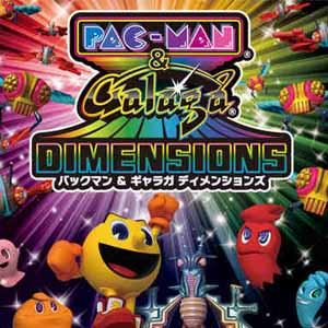 Acheter Pac-Man & Galaga Dimensions Nintendo 3DS Download Code Comparateur Prix
